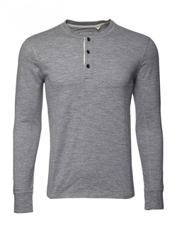 Basic Henley Shirt by Rag & Bone in We Are Your Friends