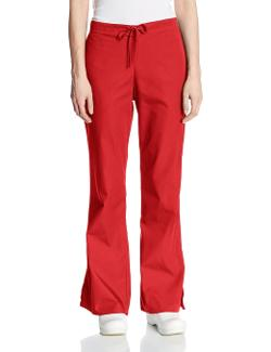 Women's Workwear Scrubs Drawstring Pant by Cherokee in Pain & Gain