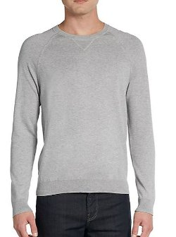 Raglan Sleeve Pullover Sweater by Vince in The Best of Me