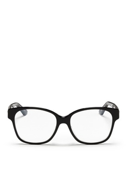 Contrast Coating Acetate Optical Glasses by Dior in Side Effects