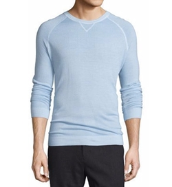 Raglan-Sleeve Crewneck Sweater by Vince in Jane the Virgin