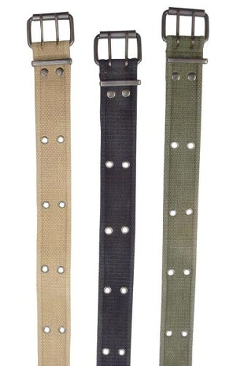 Men's Ultra Force Vintage Belt W/ Double Prong Buckle by Rothco in The Dark Knight Rises
