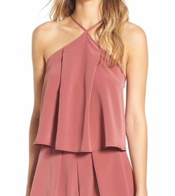 Halter Crop Top by Leith in The Flash