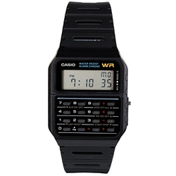 CA53W Calculator Watch by Casio in Back To The Future Part II