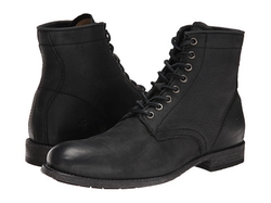 Tyler Lace Up Boots by Frye in Ted 2
