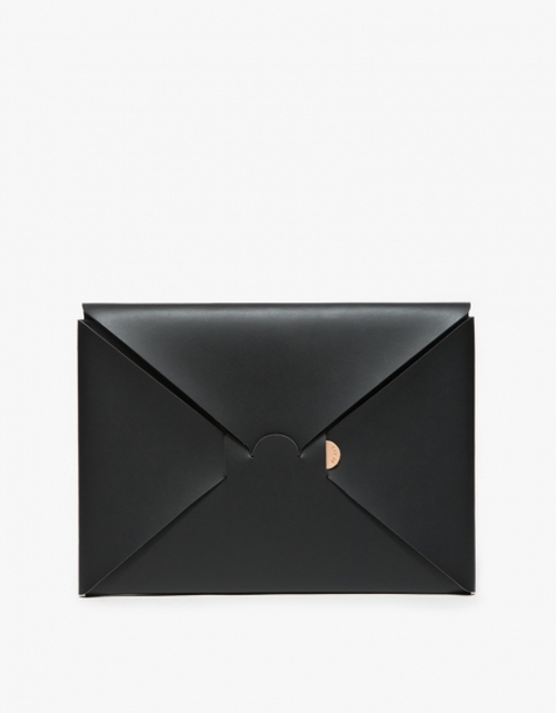 Seamless Clutch Bag by Need Supply Co. in Nashville - Season 4 Episode 6