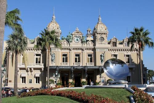 Casino de Monte-Carlo Monte Carlo, Monaco in GoldenEye