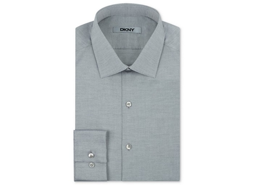 Pinpoint Solid Dress Shirt by DKNY in Alvin and the Chipmunks: The Road Chip