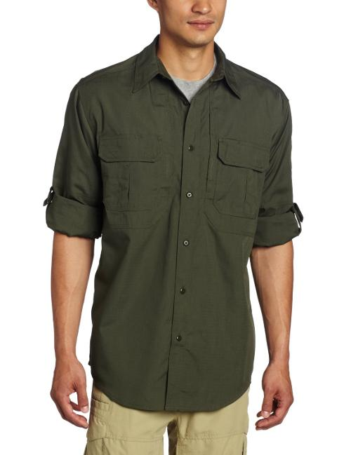 TacLite Professional Long Sleeve Shirt by 5.11 in Edge of Tomorrow
