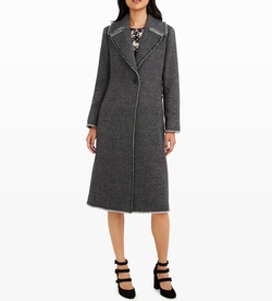 Jelise Coat by Club Monaco in The Good Fight