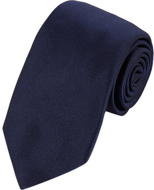 Solid Satin Neck Tie by Barneys New York in Suits - Season 5 Episode 3