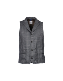 Checked Design Vest by TS(S) in The Blacklist