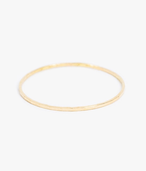Threadbare Stacking Rings by Catbird in Pretty Little Liars - Season 6 Episode 3