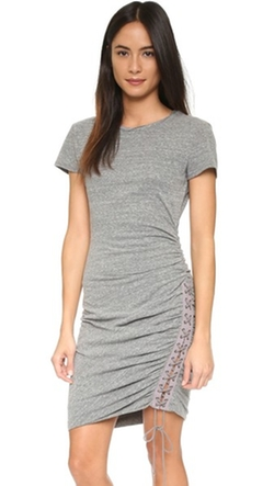 Lace Up Dress by Pam & Gela in Keeping Up With The Kardashians