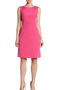 Carol Silk Sheath Dress by Lafayette 148 New York in Suits