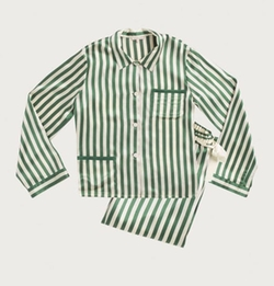 Ruthie Emerald PJ Set by Morgan Lane in Keeping Up With The Kardashians
