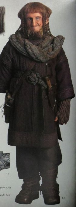 Custom Made Ori Costume by Ann Maskrey & Bob Buck (Costume Designer) in The Hobbit: The Battle of The Five Armies