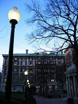 New York City, New York by Hamilton Hall in Top Five