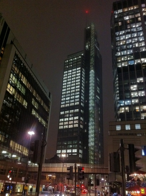 Heron Tower London, United Kingdom in Survivor