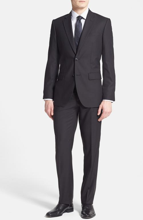 Trim Fit Wrinkle Resistant Travel Suit by Rockin' Sartorial in Need for Speed