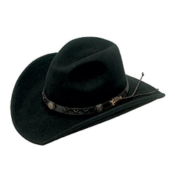 Men's Dakota Crushable Felt Hat by Twister in Masterminds