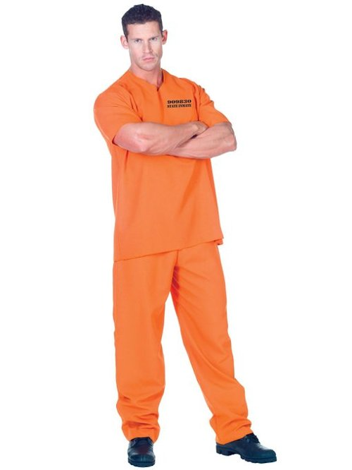 Men's Convict Costume by SummitFashions in The Town