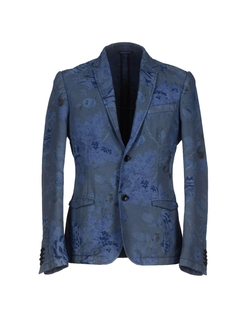 Printed Blazer by Daniele Alessandrini in Master of None