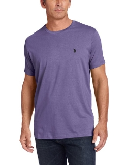 Crew Neck T Shirt by U.S. Polo Assn. in Dope