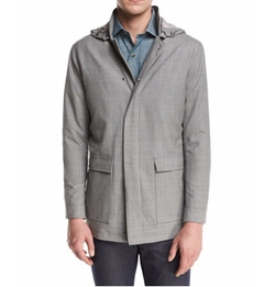 Collection Mirabeau Field Coat by Peter Millar in Power