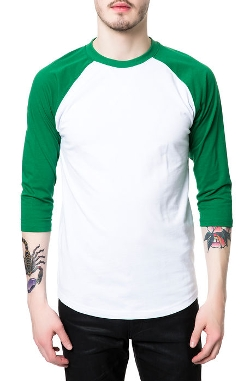 Baseball Raglan T-Shirt by Springfield Classic in Me and Earl and the Dying Girl