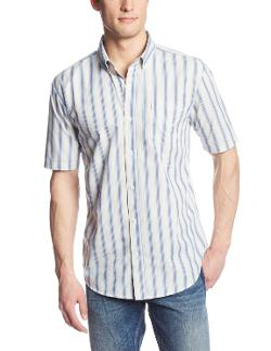 Men's Weirdoh Stripe Short Sleeve by Volcom in The Judge