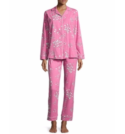 Bouquet-Print Pajama Set by Bedhead in Unbreakable Kimmy Schmidt