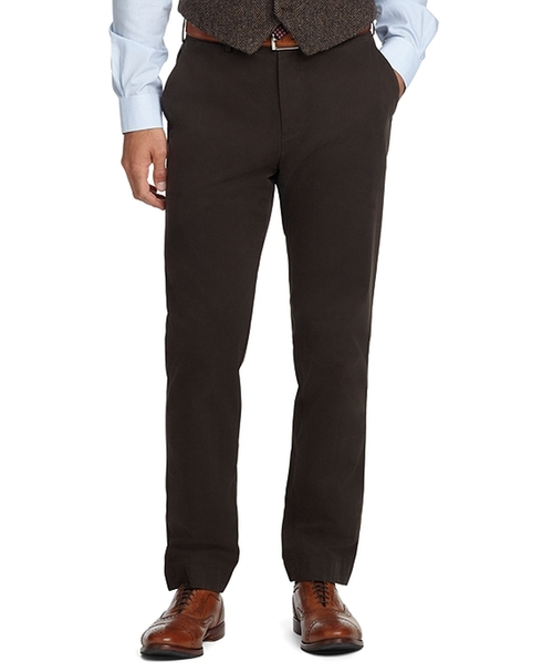 Milano Fit Cotton Twill Pants by Brooks Brothers in Ricki and the Flash