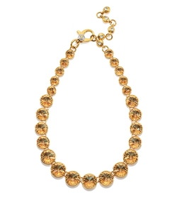 On Point Crystal Collar by Henri Bendel in Empire