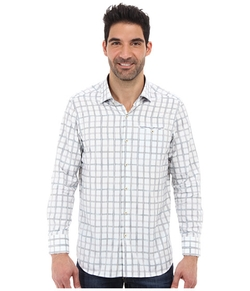 Island Modern Fit Basket Space Shirt by Tommy Bahama in Modern Family
