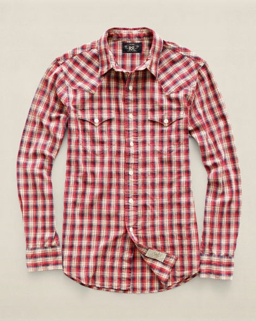 Buffalo Western Shirt by Ralph Lauren in Hall Pass