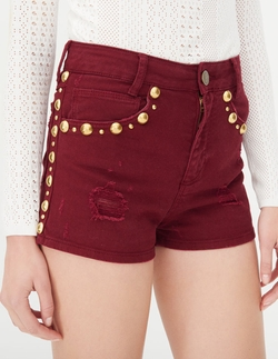 Pichi Shorts by Sandro in Pretty Little Liars