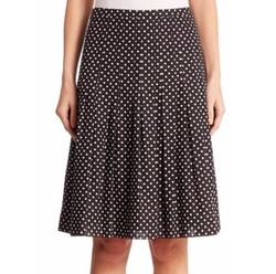Polka Dot Skirt by Akris Punto in Fuller House
