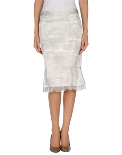 Knee Length Skirt by Elisa Fanti in Fifty Shades of Grey