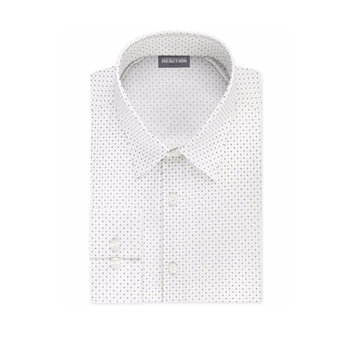 Stretch Print Dress Shirt by Kenneth Cole Reaction in The Flash - Season 2 Episode 23