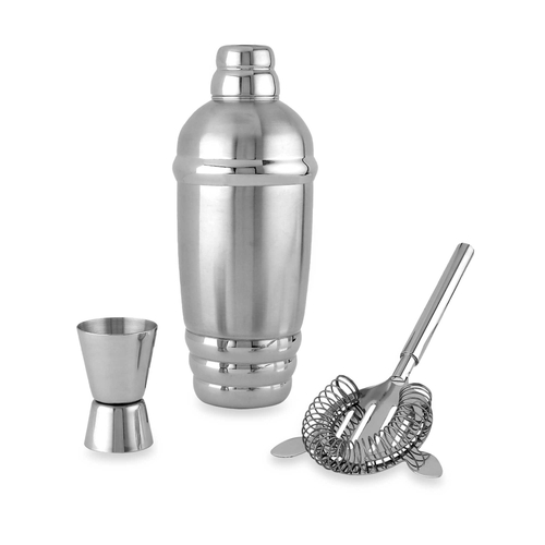 Strainer & Jigger Shaker by Lenox in Mr. & Mrs. Smith