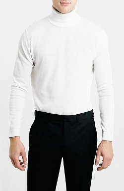 Turtleneck Sweater by Topman in Lee Daniels' The Butler