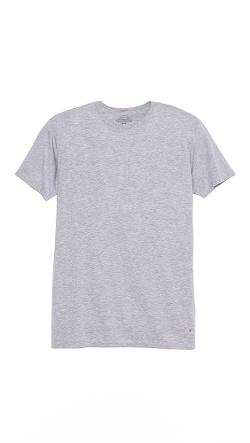 Crew Neck T-Shirt by Apolis in Chronicle