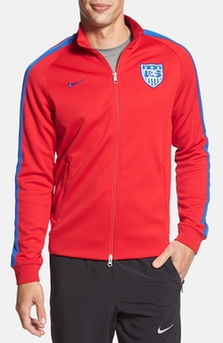 USA N98 World Cup Authentic Track Jacket by Nike in Neighbors