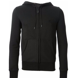 Zipped Hoodie Jacket by Burberry Brit in House of Cards