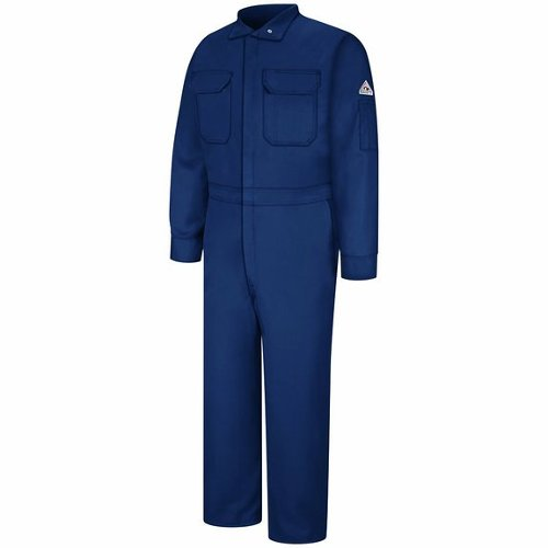 Resistant Nomex Premium Coverall by Bulwark FR in Get Hard