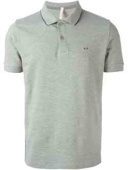 Piped Polo Shirt by Sun 68 in Straight Outta Compton