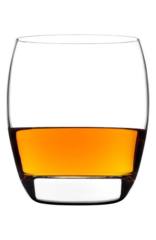 Crescendo Whiskey Tumblers by Luigi Bormioli in Addicted