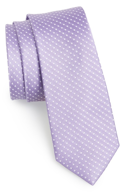 Woven Silk Tie by The Tie Bar in Entourage