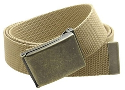 Canvas Web Belt by BC Belts in The Finest Hours